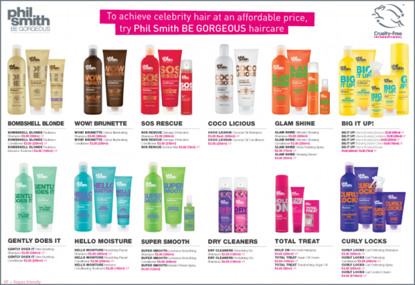 achieve celebrity hair affordable price phil smith be gorgeous haircare products