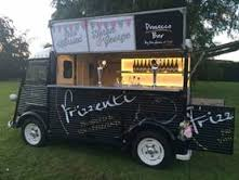 add Italian Sparkle and chic to your wedding with Frizzenti Prosecco set-up