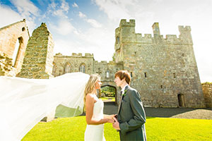 magical wedding venues Northumberland