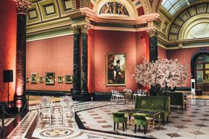 Wedding venue National Gallery