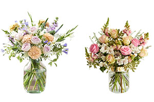 Bloom & Wild products make the ideal wedding flowers
