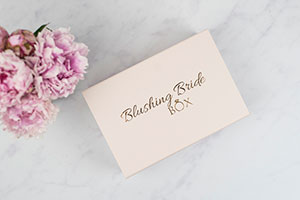 Blushing Bride Box - Wedding Trend Predictions