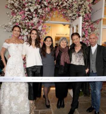 Brides Do Good pop-up boutique at Bicester Village