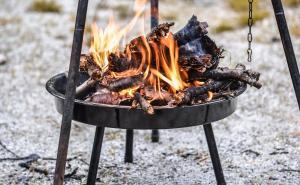 campfire public domain