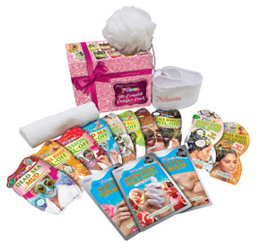 complete pamper pack set