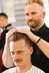darius the legends barbershop
