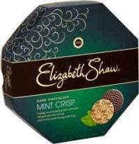dark chocolates mint crisp