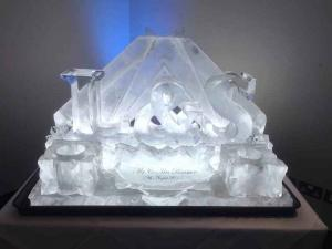 glacial art initials double luge