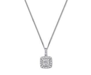 Goldsmiths wedding jewellery - necklace