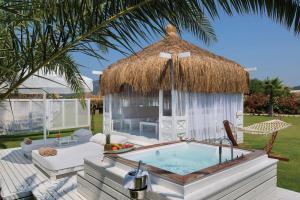hilton dalaman sarigerme resort spa private hut
