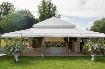 The Greenery Wedding Trend - and why it's a big hit with brides