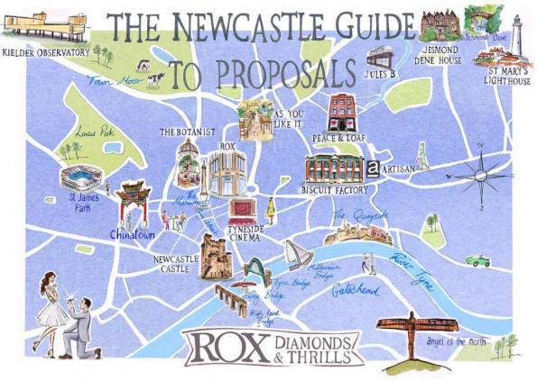 The Newcastle Guide to Proposals from ROX
