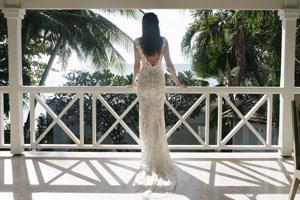 Balcony lone star, Luxury Wedding, Barbados