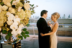 Say 'I do' at The Deck 2018 wedding packages