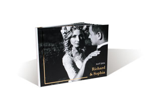 Innovative software offers newlyweds stylish wedding album without breaking the bank