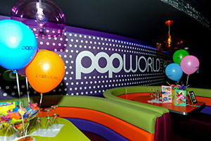 Popworld Cha Cha Slides into the nation's capital!