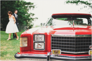 wedding gift ideas be their chauffeur for the day