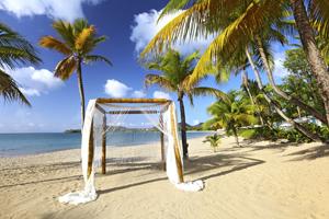 Rendezvous St Lucia, Beach Weddings