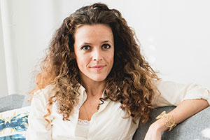 Arabel Lebrusan – designer of the ethical engagement ring collection
