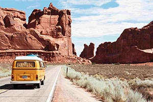 road trip honeymoon ideas