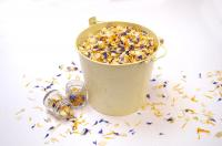 shropshirepetals.com-cream-confetti-pail-with-pick-and-mix-of-icing-sugar-honey-b-and-blue-bird-ps28_0.jpg