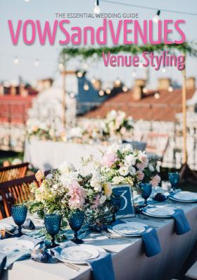 Venue Styling Guide front cover
