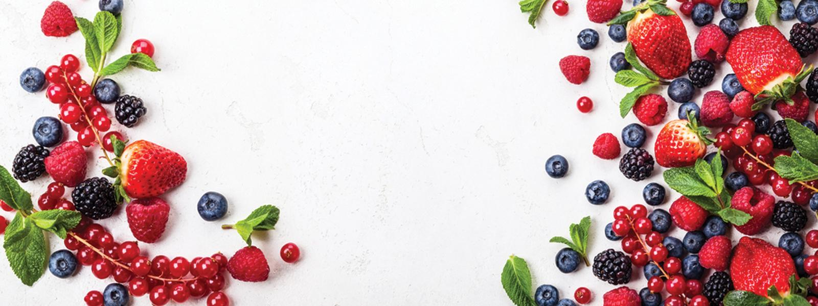 Boost Your Winter Skin With Berries