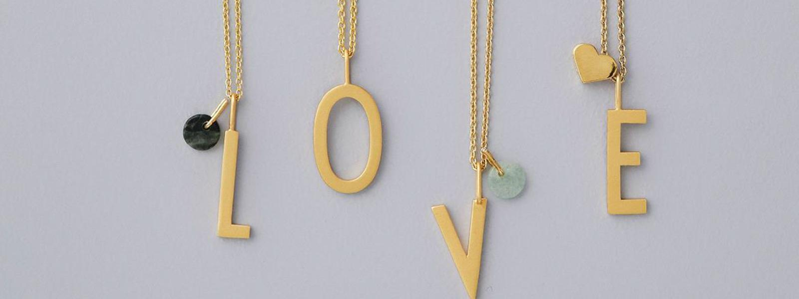 LOVE letters by DESIGN LETTERS