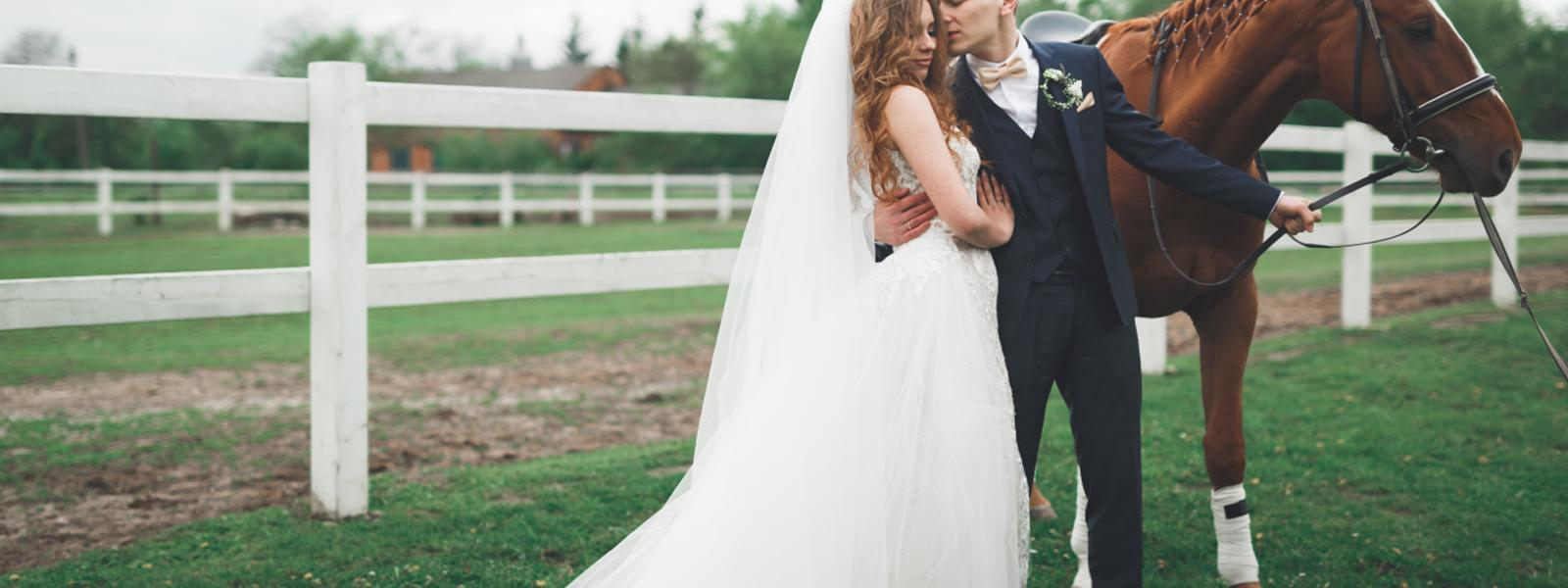 Unbridled elegance for your mane event – stable advice for the perfect equestrian wedding