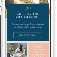 Wedding Gift App Inspired