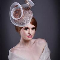 Beverley Edmondson wedding hat