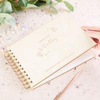 Luxury wedding stationers launch new range of Wedding Day Guest Books