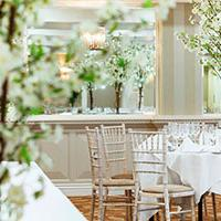 Brandshatch Place Hotel & Spa in Kent Refurbished Events Space