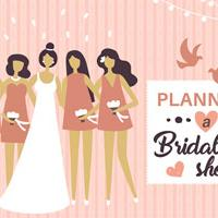 Planning a Bridal Shower (Infographic)