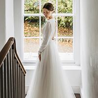Bride at Treseren