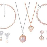 Wedding pearl jewellery
