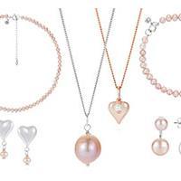 Wedding pearl jewellery