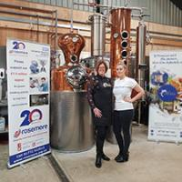 Own label gin is tonic for Rosemere appeal
