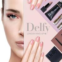 Delfy wedding make-up promo shot