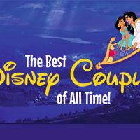 the best Disney Couples