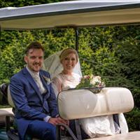 bride's unusual wedding dream