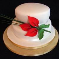 Iced of Garstang Wedding Cakes in Lancashire