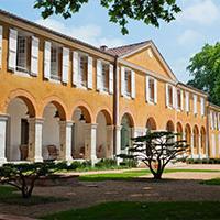 La Bastide wedding venue in France