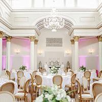 Wedding at Lartington Hall