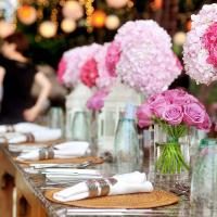 Table wedding plan