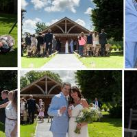 Lynn and Steve - Balmer Lawn Wedding