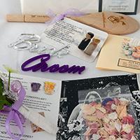 Magic, wedding box