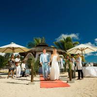 Maritime Resort wedding