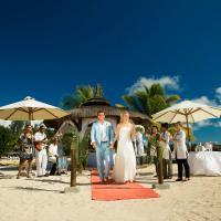 Maritime Resort wedding