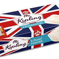 Mr Kipling Royal Wedding Cakes